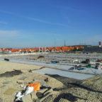 Hpharma Veszprém felújítás folyamatban